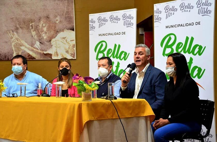 Retorna el Fútbol Oficial de Bella Vista